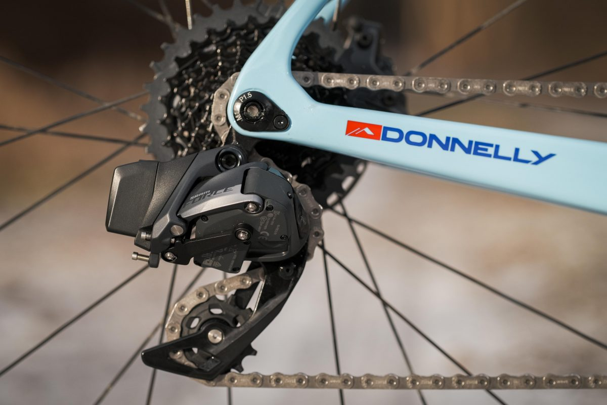 Donnelly CC Gravel Bike with SRAM Force AXS
