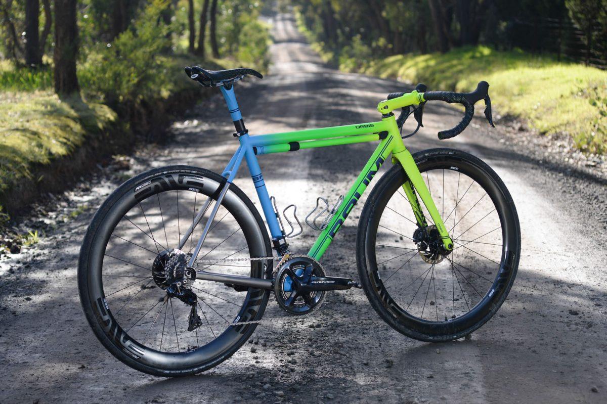 BAUM Orbis Titanium Disc Road Bike