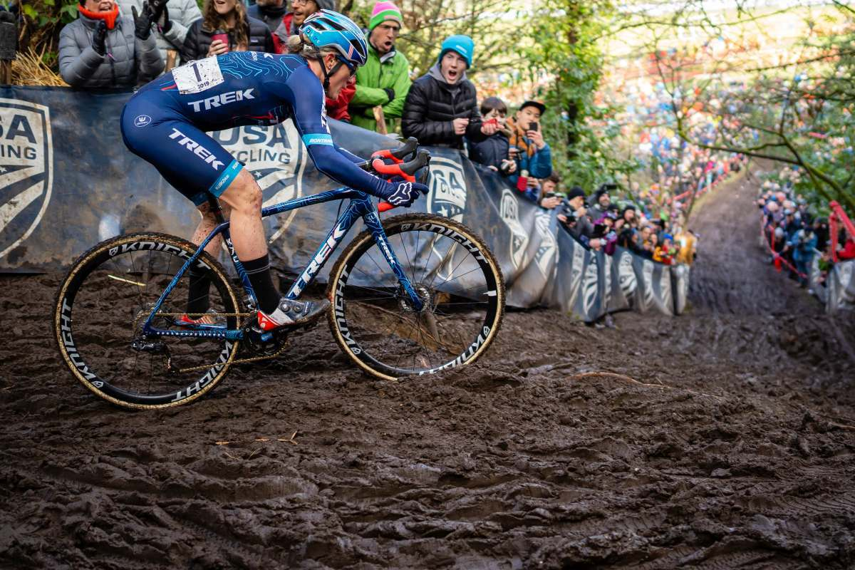 Katie Compton to Ride Dirty Kanza