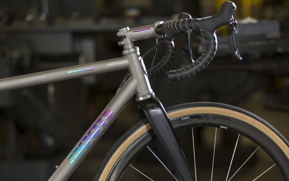 Moots Routt RSL Gravel Bike