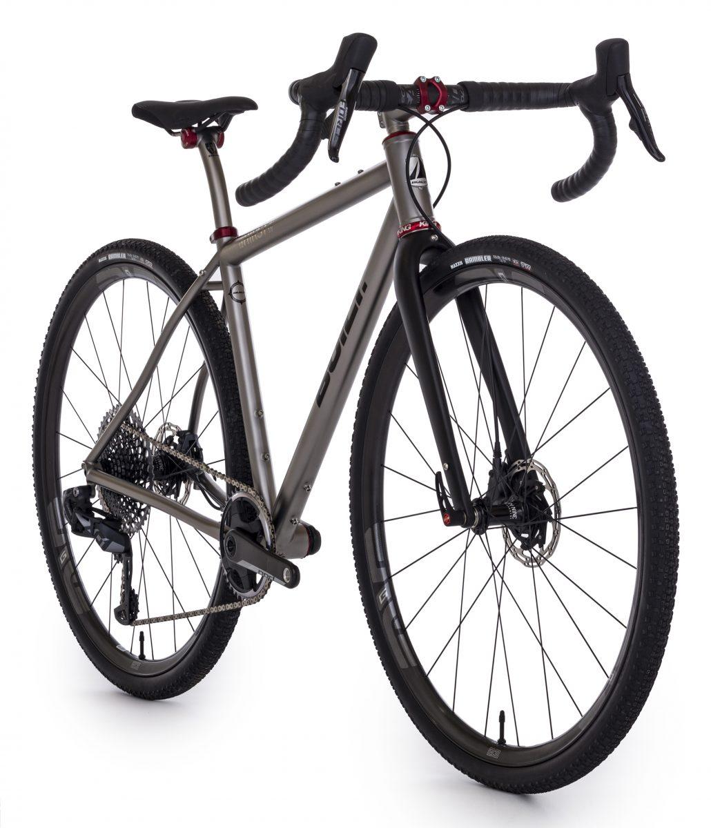 Bingham Built Gravel Bike