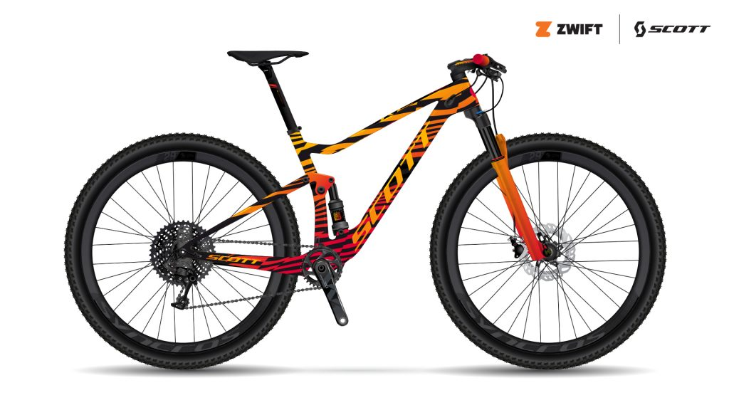 The Absa Cape Epic Mission Bike from Scott