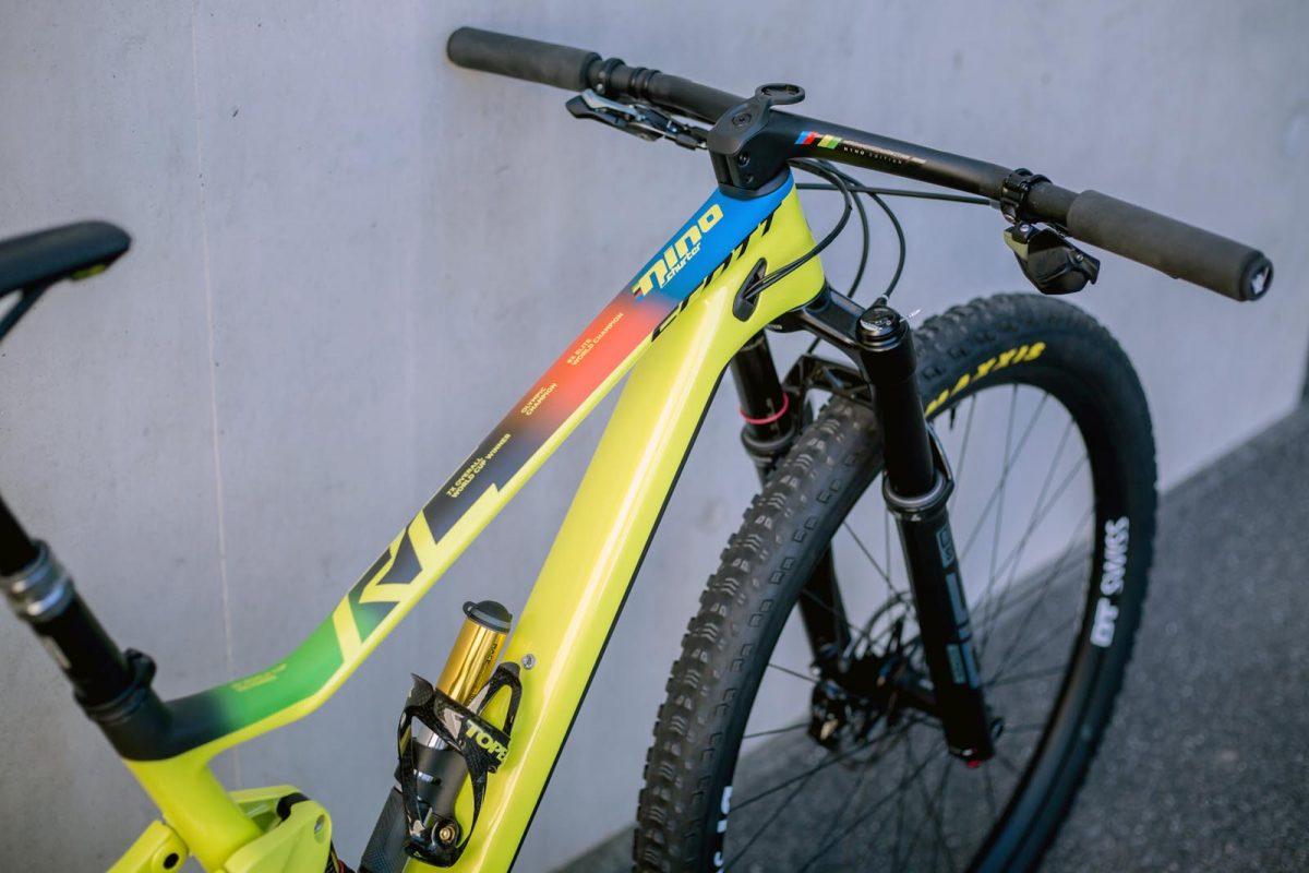 Nino Schurter SCOTT Spark Cape Epic Bike 2020