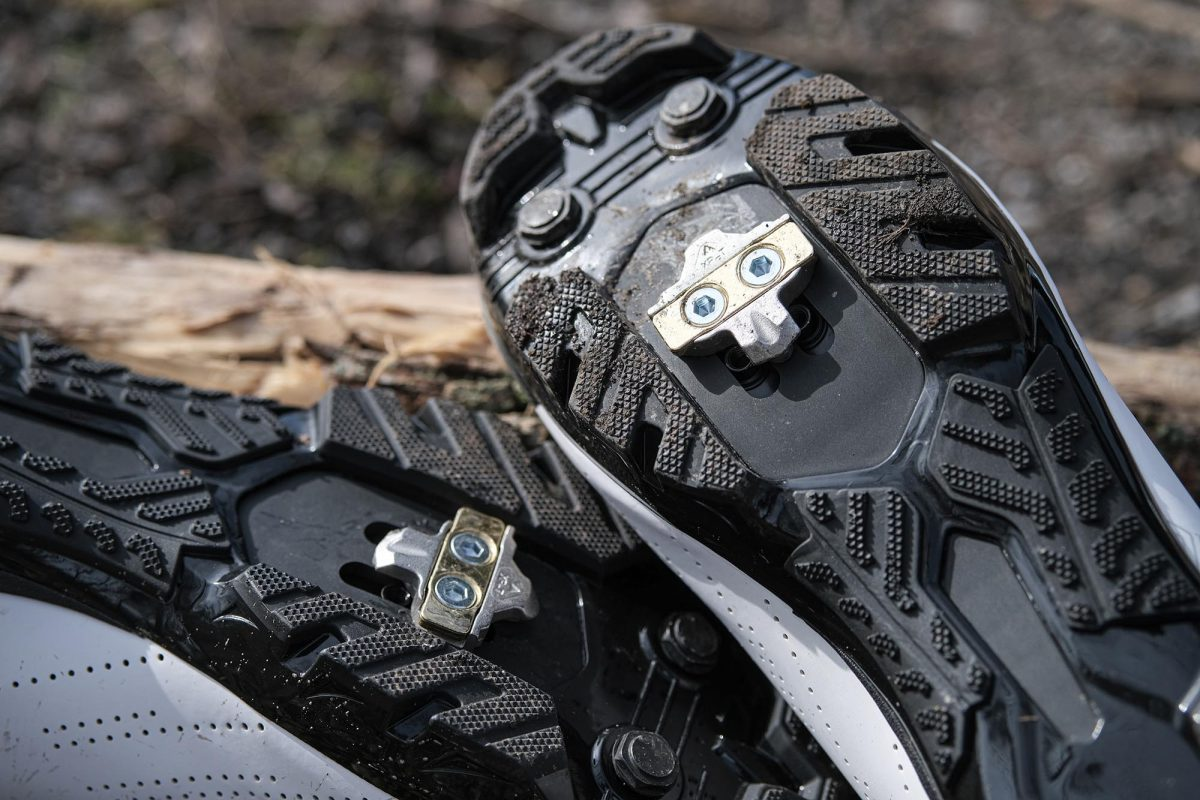 The X-Alp is designed for 2-bolt SPD cleat compatible pedals