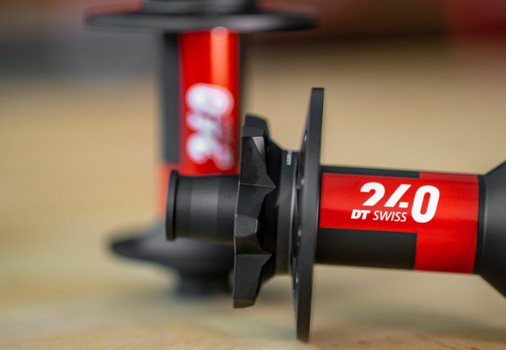 New DT Swiss 240 hubs