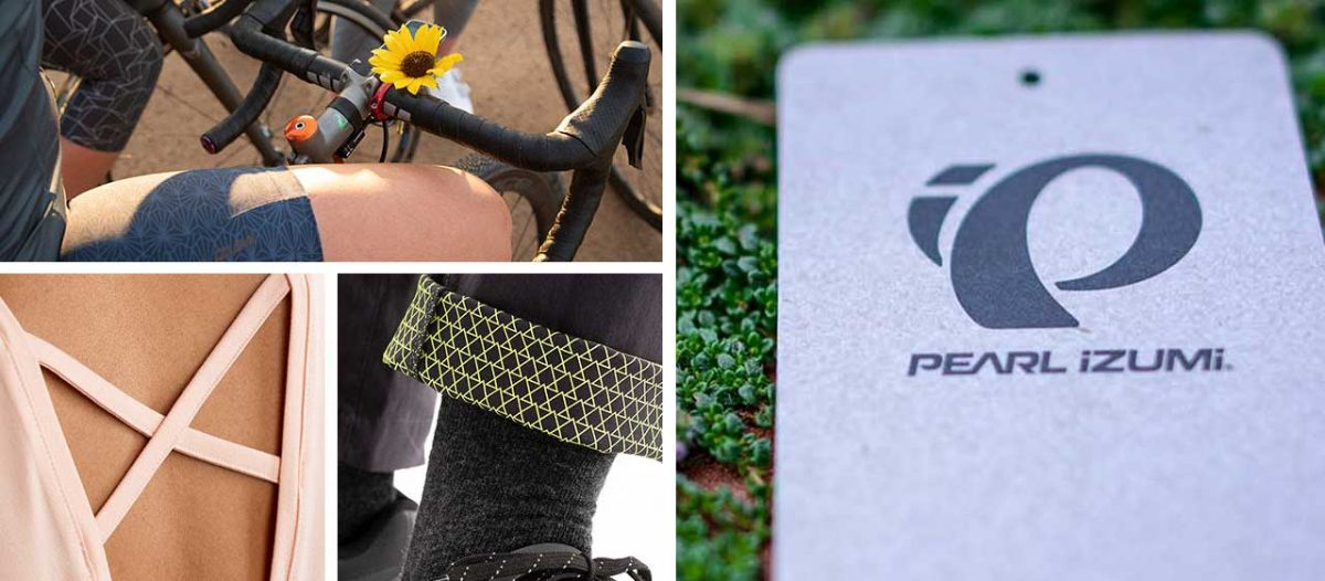 Pearl iZUMi Sustainable Cycling Clothes