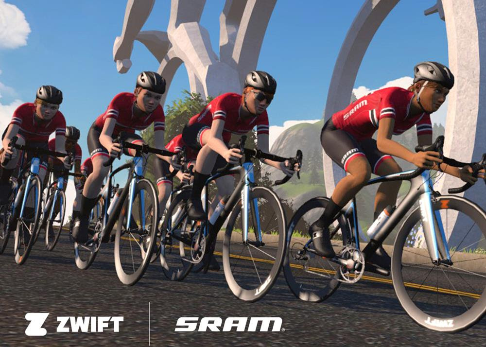 SRAM Women's Tour