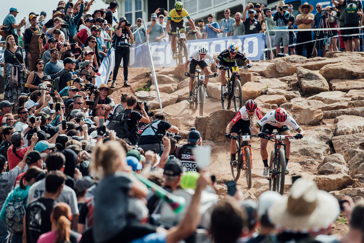 2019 XCO World Cup Mountain Bike Season