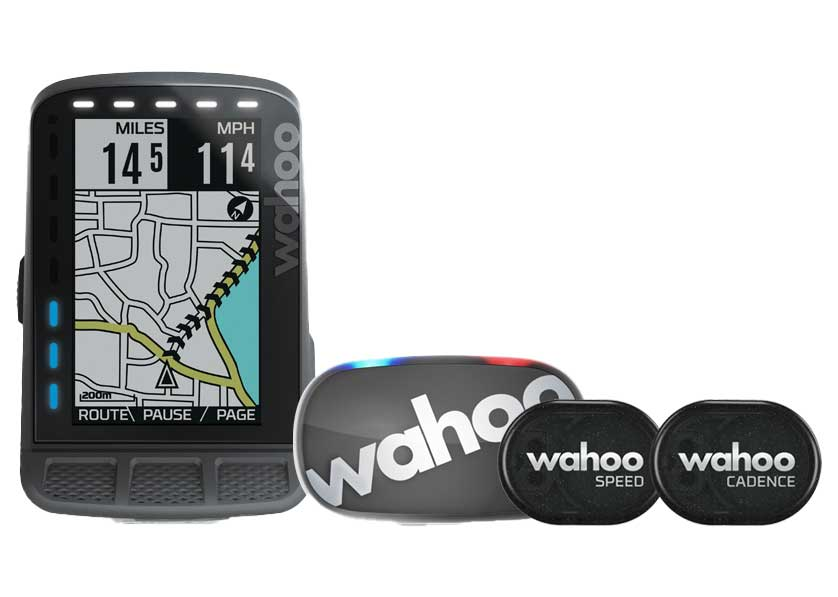 Wahoo cycling and heart rate bundles
