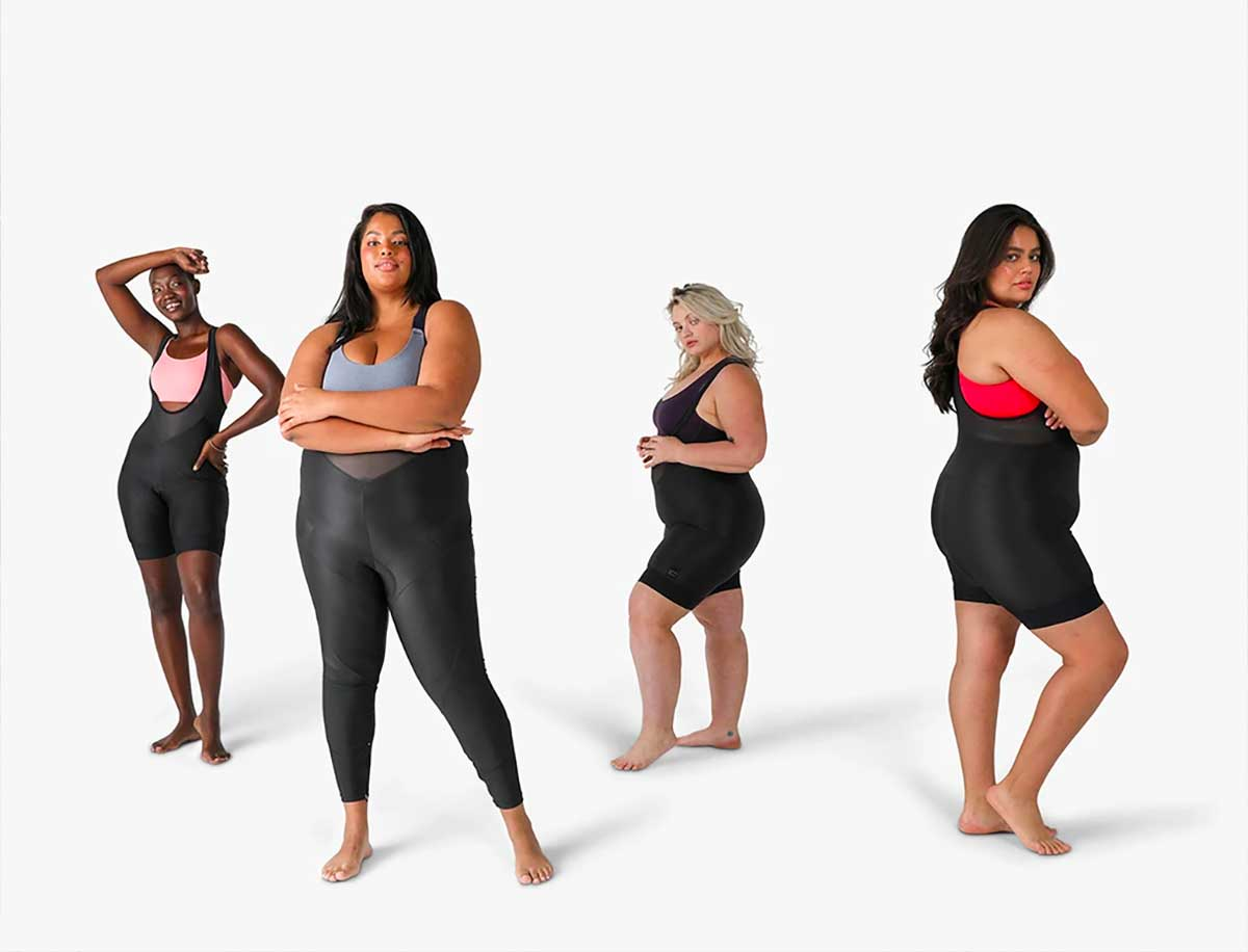 Machines for Freedom plus size cycling clothes for women