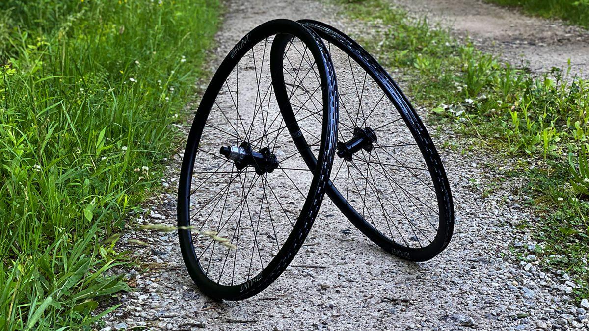 Hunt 30 Carbon Gravel Disc wheelset
