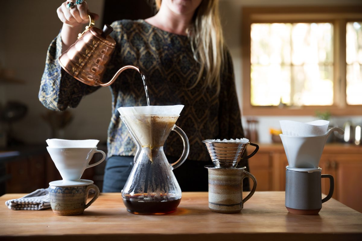 pour over coffee brewing tips