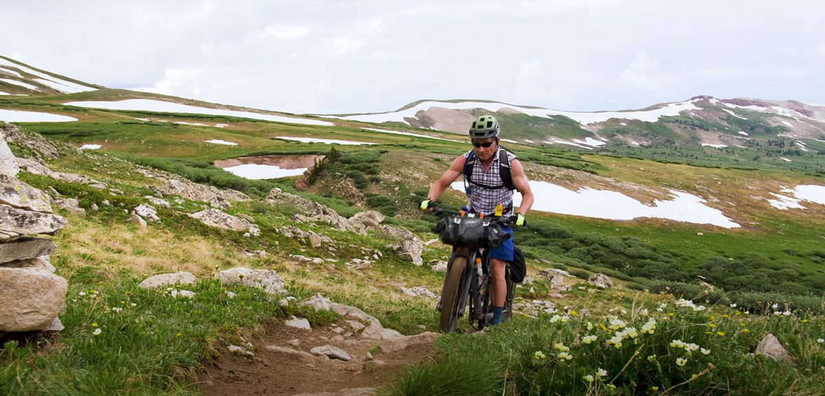 Bikepacking Colorado