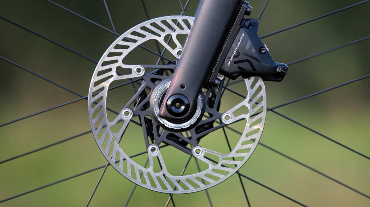Campagnolo Ekar rotors