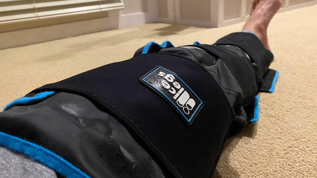 Ice Legs Recovery Sleeves