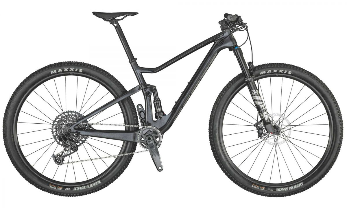 2021 SCOTT Spark RC 900 Team Bike