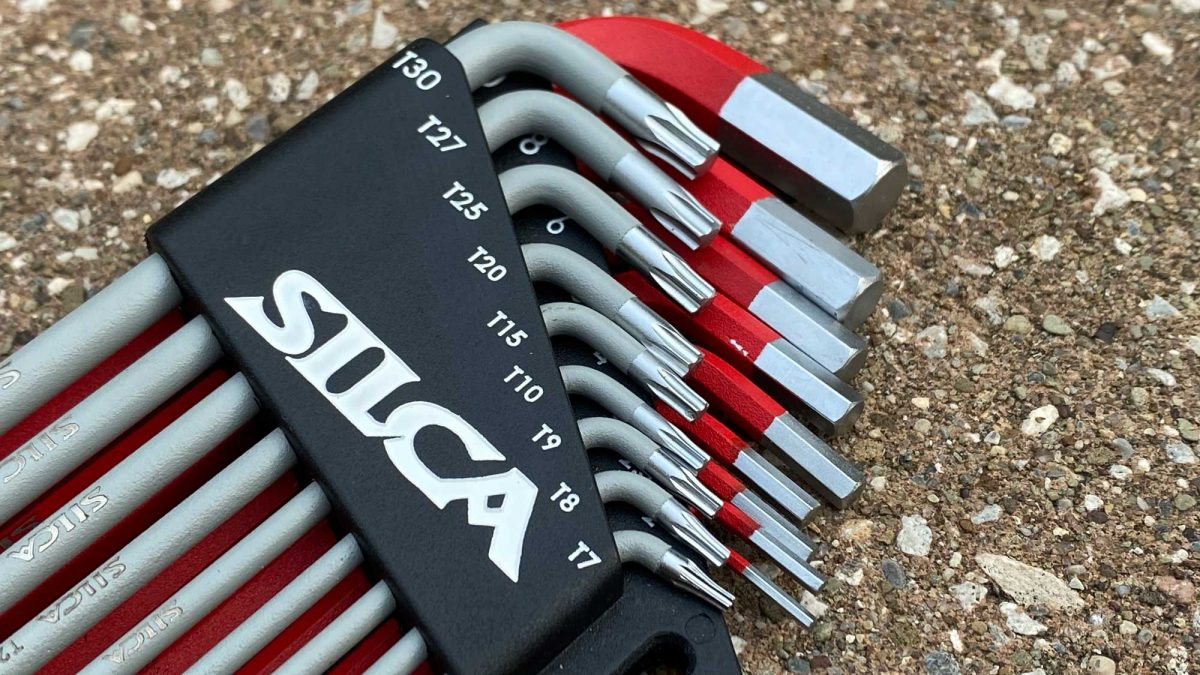 HX-TWO Travel Kit | SILCA Hex Wrenches | SILCA Torx Wrenches