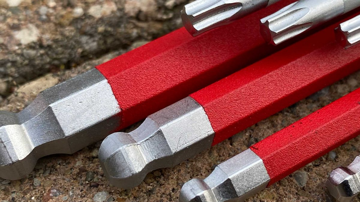 SILCA Hex Wrenches