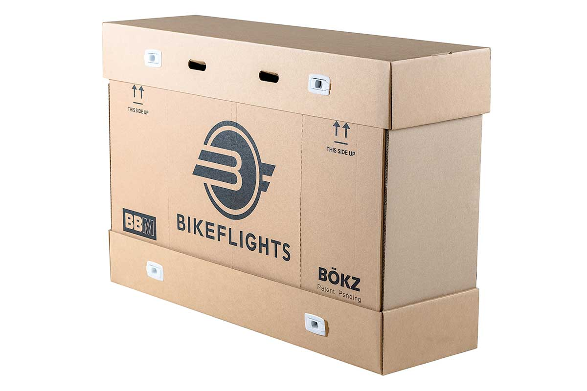 BikeFlights Reusable Bike Boxes