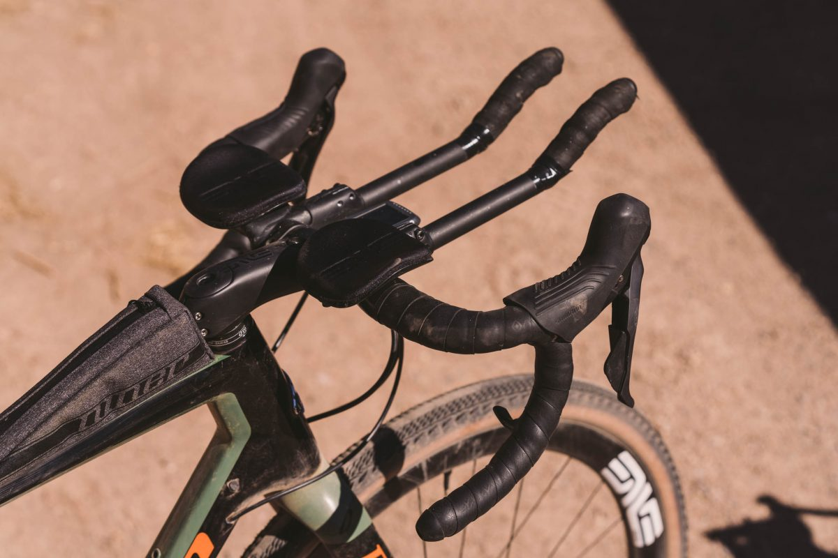 Dylan Johnson BWR Bike