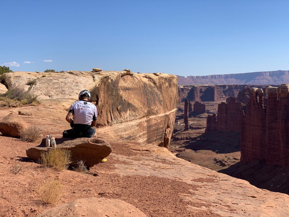 The views in Moab and the desert are amazing