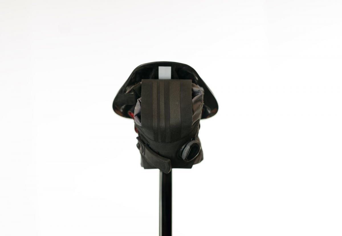 Silca Seat Roll Asymmetrico rear view