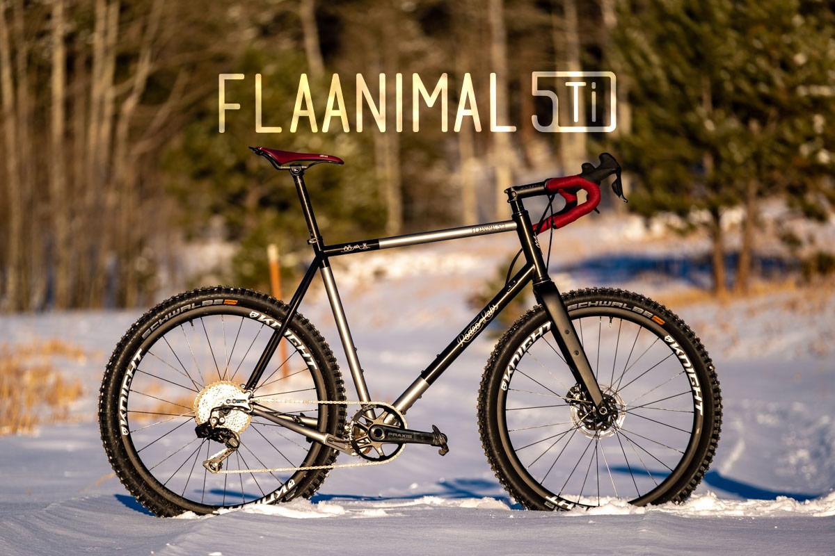 Rodeo Labs Flaanimal 5.0 Titanium