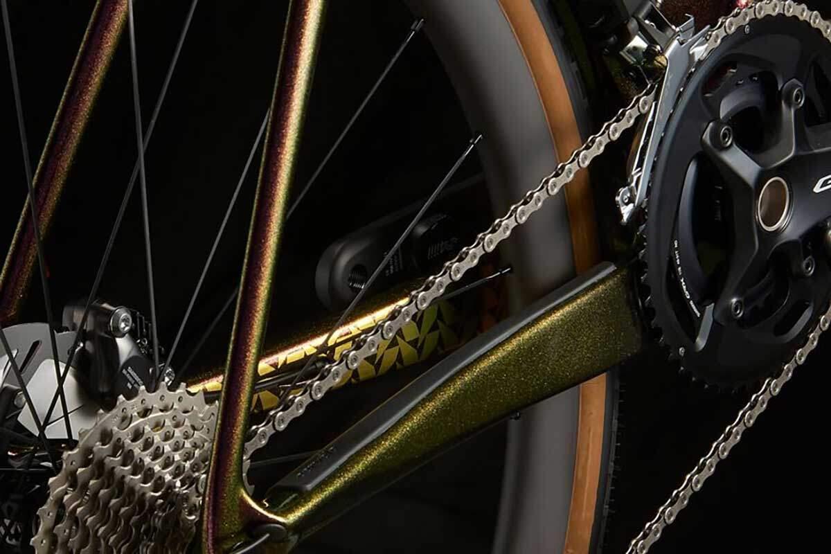 Cervélo's Áspero 5 Gravel Bike