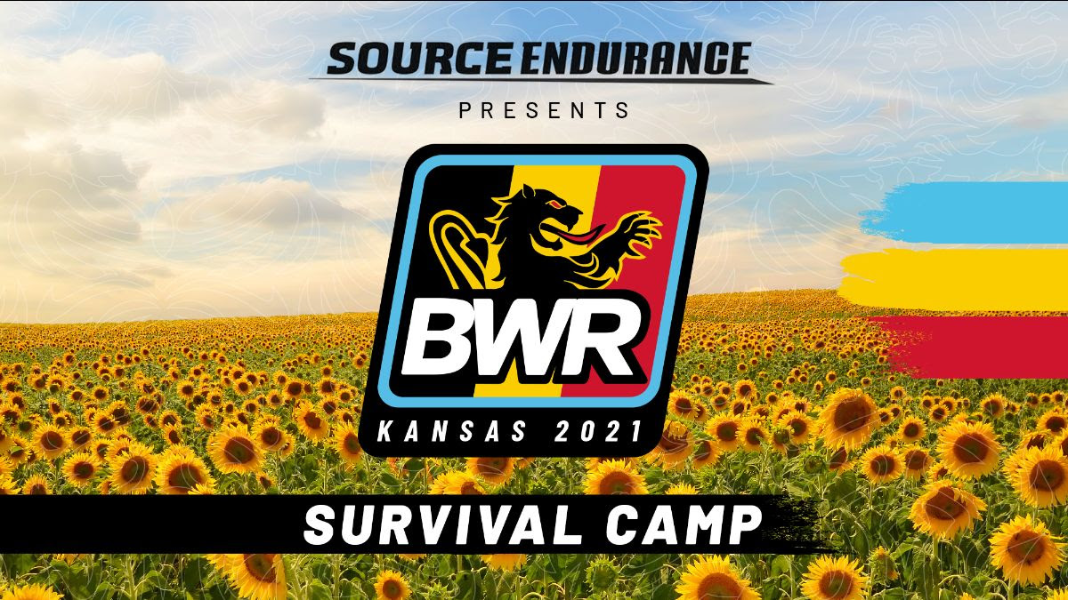 BWR Survival Camp: Kansas