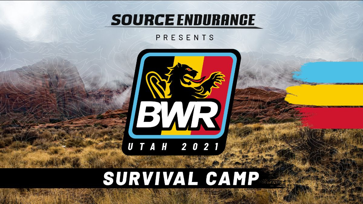 BWR Survival Camp: Utah