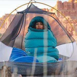 Mountain Hardwear bikepacking tent